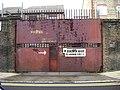 Gates, Laburnum Street, Haggerston, E2 - geograph.org.uk - 1386586.jpg