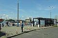 Gdańsk – przystanek tramwaju wodnego na Westerplatte.JPG