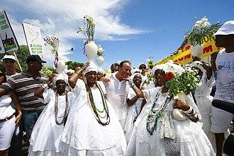Obatala - Festa do Bonfim, Bahia.
