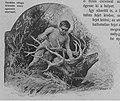 Geiger Richárd - görög népek 005 Héraklész elfogja Artemisz arany agancso szarvasát.jpg