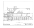 General Store and Post Office, Batsto, Burlington County, NJ HABS NJ,3-BATO,8- (sheet 5 of 11).png