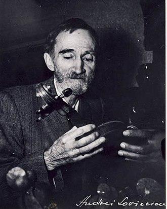 George Bacovia - Image: George Bacovia