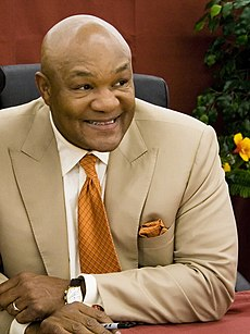 Image illustrative de l'article George Foreman