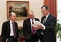 George H. W. Bush, Dick Cheney, and Brent Scowcroft.jpg