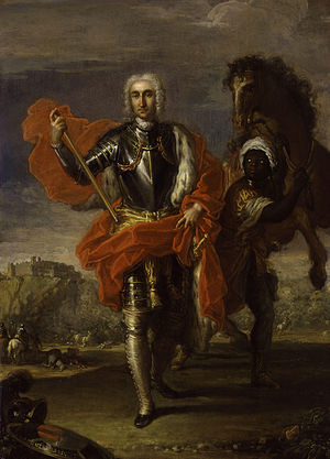 George Keith, 10th Earl Marischal - George Keith, 10th Earl Marischal, by Placido Costanzi, circa 1733