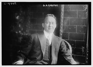 George Randolph Chester Net Worth