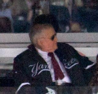 George Steinbrenner American businessman, Major League Baseball team owner