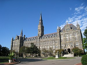 Patrick Francis Healy - Image: Georgetown University 24