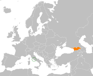 Diplomatic relations between Georgia and Holy See