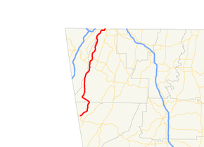 Georgia state route 157 map.png