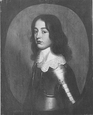 Gerard van Honthorst - Bildnis des Philipp, Prinz von der Pfalz (1627-1650) (wohl) - 9285 - Bavarian State Painting Collections