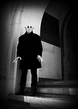 Gerbic as Nosferatu 2013.JPG