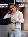 Geri Halliwell at Goodwood 2014 001.jpg