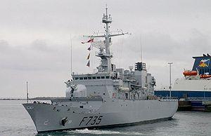 Floréal-class frigate