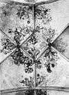 gewelfschildering kooromgang 2e vak zuid-zijde - deventer - 20054575 - rce