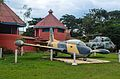 Ghana Air Force Historic Attack Aircraft and Attack Helicopter.jpg