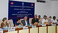 Ghulam Nabi Azad chairing the eighth meeting of the Mission Steering Group (MSG) of the National Rural Health Mission (NRHM).jpg