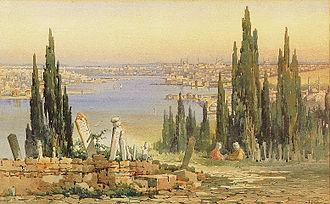 Angelos Giallinas - Image: Giallinas aggelos keratios kolpos konstantinoupolis