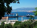Gibraltar Dockyard and Bay of Gibraltar.jpg