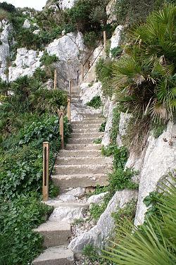 Hiking trail 2 - 5 1