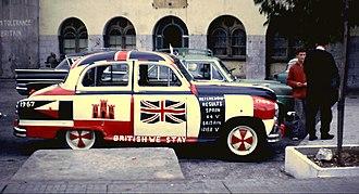 Gibraltar sovereignty referendum, 1967 - Image: Gibraltar referendum Nov 1967
