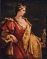 Giovanni Antonio Pellegrini - Nobility Holding a Statue of Athena - 36.892 - Museum of Fine Arts.jpg