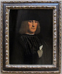 Portrait de Bernardo di Salla