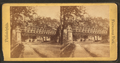 Girard Avenue bridge. (R.R. bridge over Cirmantown (sic) road.), from Robert N. Dennis collection of stereoscopic views.png
