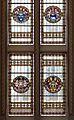 Glas-in-loodramen van stichters en schenkers in het Rijksmuseum Amsterdam.jpg