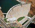 Glen Canyon Dam 50th anniversary of power generation (15249630595).jpg