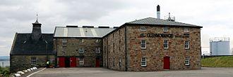 Glenmorangie distillery - Glenmorangie Distillery