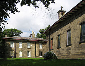 Glossop - All Saints' Roman Catholic Chapel