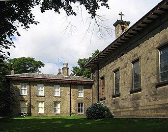 Glossop - All Saints' Roman Catholic Chapel