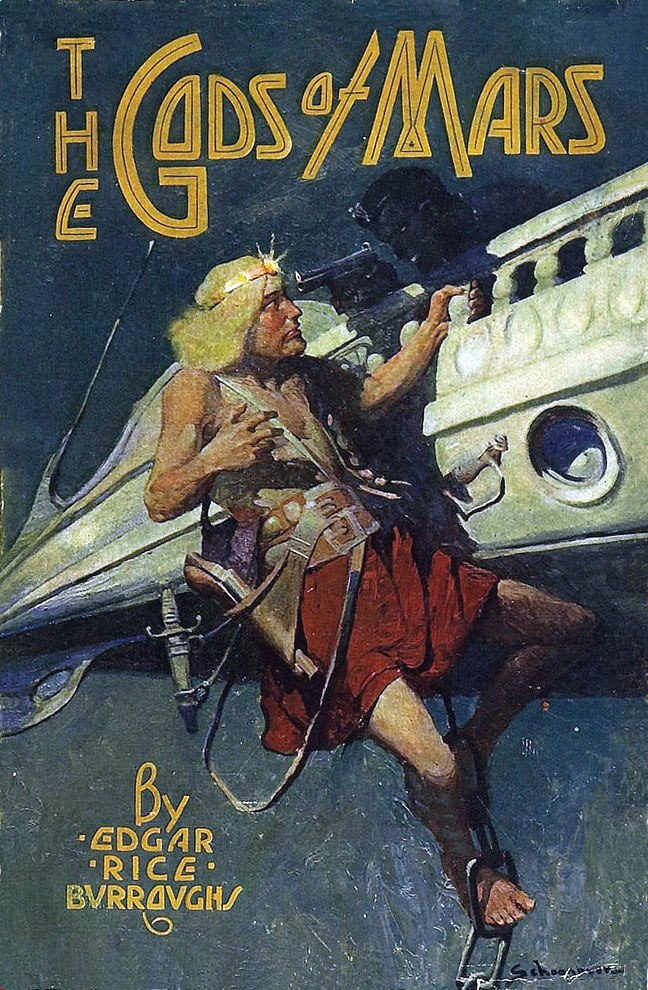 Gods of Mars-1918