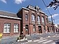 Gognies-Chaussée (Nord, Fr) mairie et écoles.JPG
