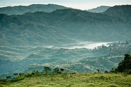 One of the highest peaks in the country, Keokradong Goodmorning Keokaradang (6830453822).jpg