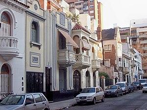 Colegiales - Gorostiaga Street