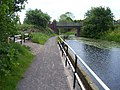 Goscote Hall Bridge - Wyrley and Essington Canal - geograph.org.uk - 905030.jpg