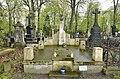 Grób Samuela Linde i jego rodziny Cmentarz ewangelicko-augsbursski w Warszawie.jpg