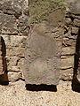 Grabstein an der Kirche in Auerstedt 4.JPG