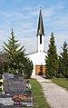 Grafenstein Clemens Holzmeister Strasse Friedhof und Aufbahrungshalle 27102015 8494.jpg