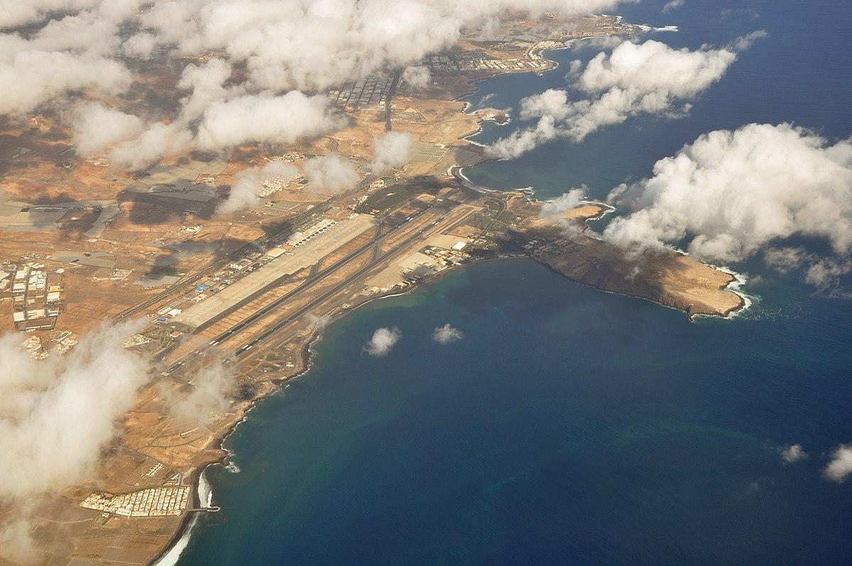Aeroporto Gran Canaria : Gran canaria airport wikipedia