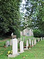 Graves at St Nicholas - geograph.org.uk - 1453634.jpg