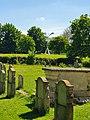 Gravestones and Solo Flight, Harlow, May 2021.jpg