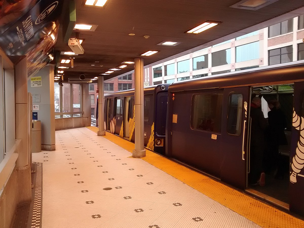 City Of Lafayette >> Greektown station - Wikipedia