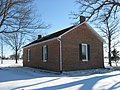 Green Plain Monthly Meetinghouse, western side and rear.jpg