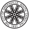 Official seal of Greenville, South Carolina