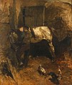 Gregor von Bochmann - Großes weißes Pferd.jpg
