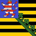 Flag of Saxe-Weimar
