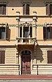 Grosseto, edificio del demanio, in stile liberty 02.jpg